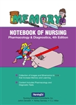 Memory Notebook of Nursing: Pharmacology & Diagnostics, 4th Ed.